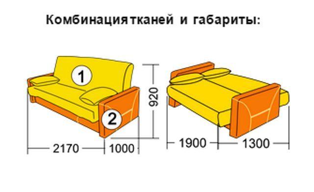 Диван Радуга В Санкт-Петербурге